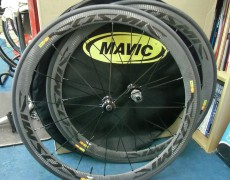 『MAVIC COSMIC CARBONE 40C』入荷しました