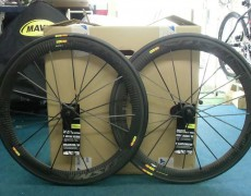 「MAVIC COSMIC CARBONE SLR」入荷しました