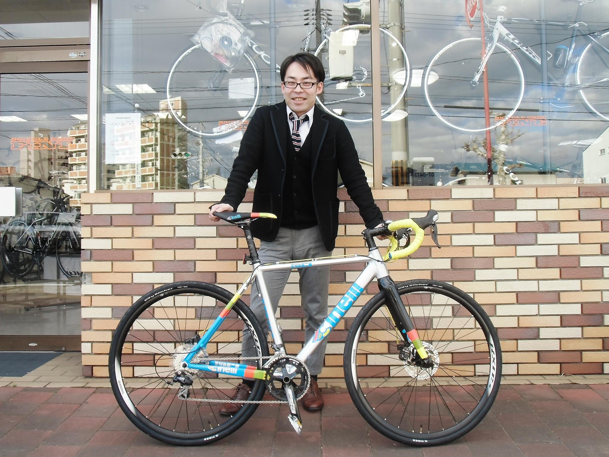 2014 cinelli ZYDECO シクロクロス