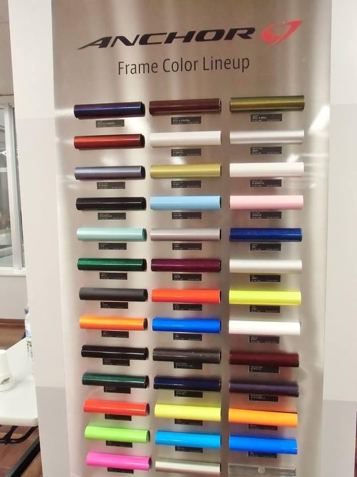 2015 ANCHOR アンカー カラーオーダー