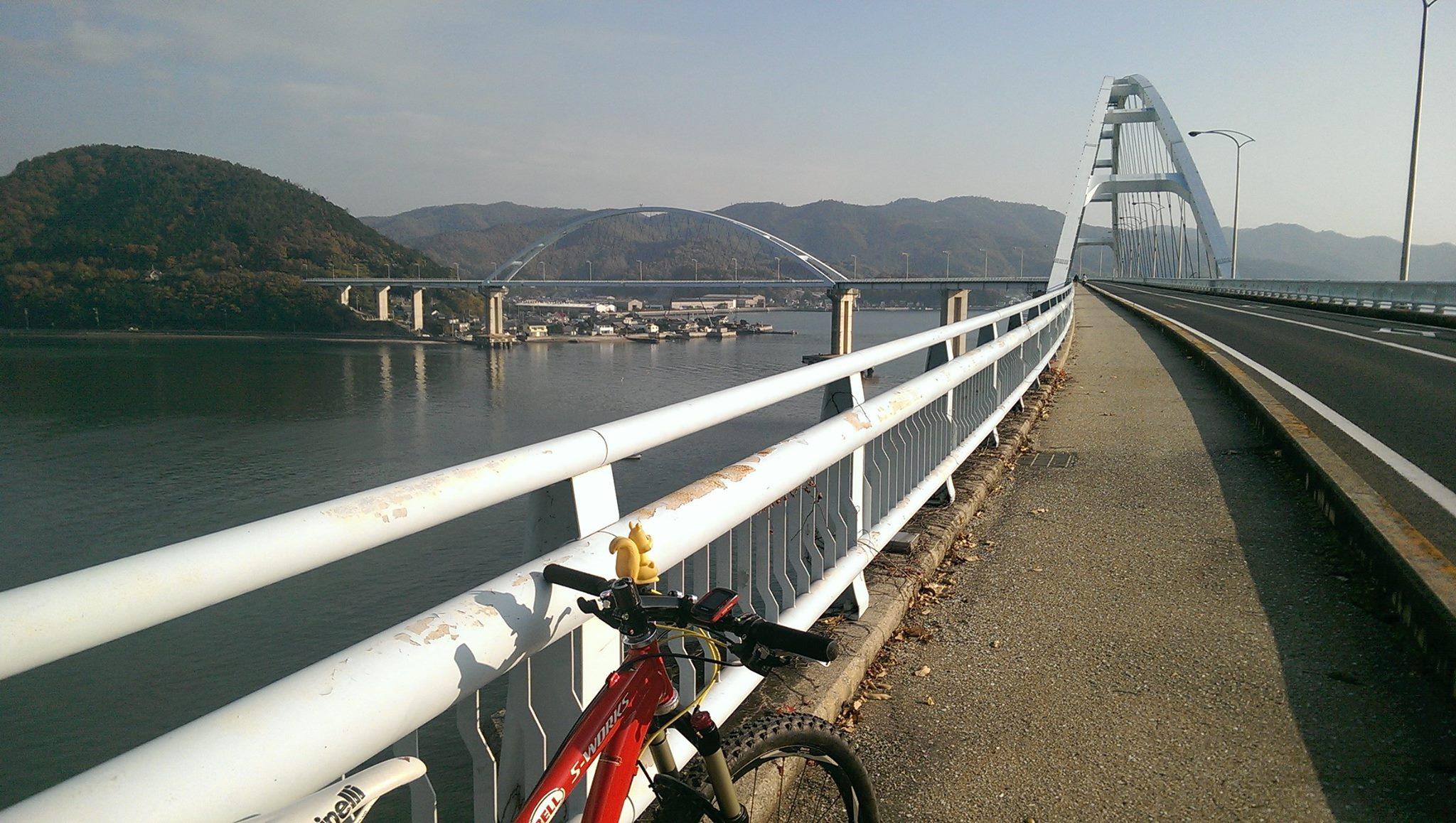 広島県福山市 内海 サイクリング