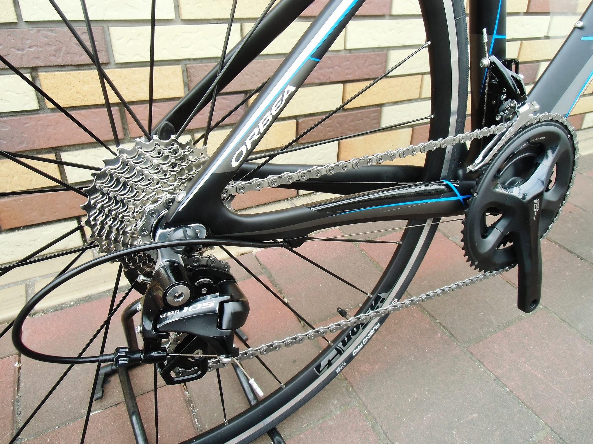 2015 2016 ORBEA AVANT OME オルベア スペインメーカー フルカーボンロードバイク ツーリング サイクリング ロングライド シマノ105 広島県福山市