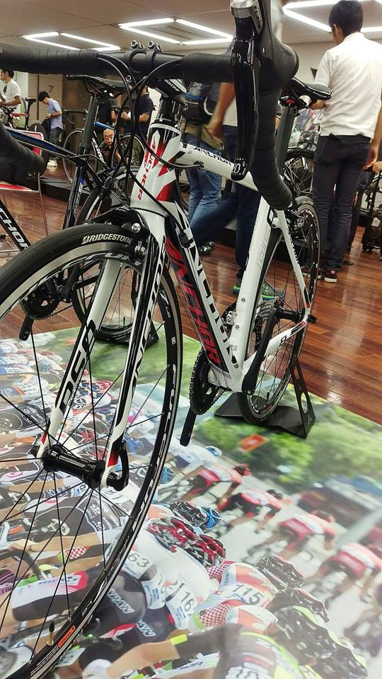 2016 ANCHOR anchor アンカー 日本メーカー JAPAN RS8 RS6 RL8 RFA5 EPSE 台数限定モデル ロードバイク  サイクリング ロングライド 長距離  カラーオーダー BS BRIDGESTONE bridgestone ブリヂストン 広島県福山市