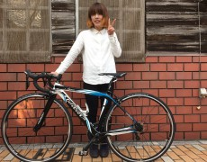 wilier Luna Carbon お買い上げいただきました!!