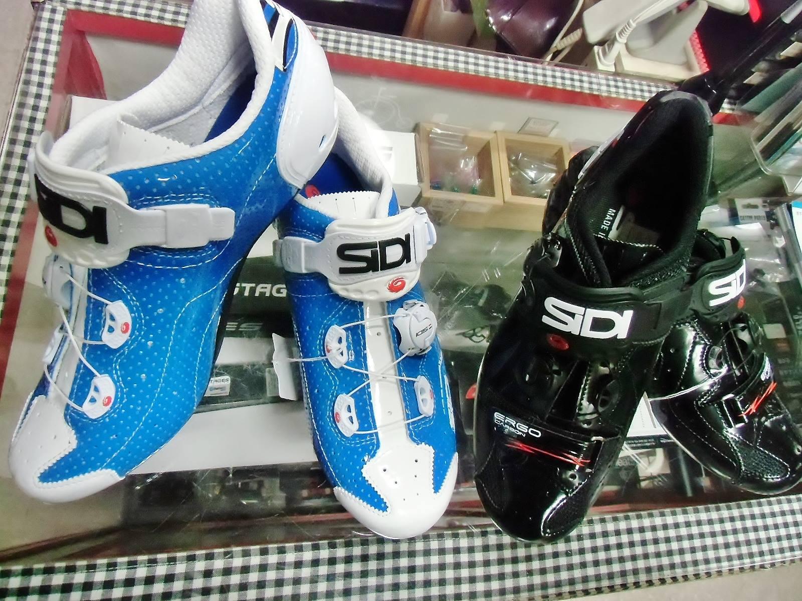 Sidi☆newモデル第2弾入荷!! Bicycleshop Fine 自転車販売 福山市 ロードバイク