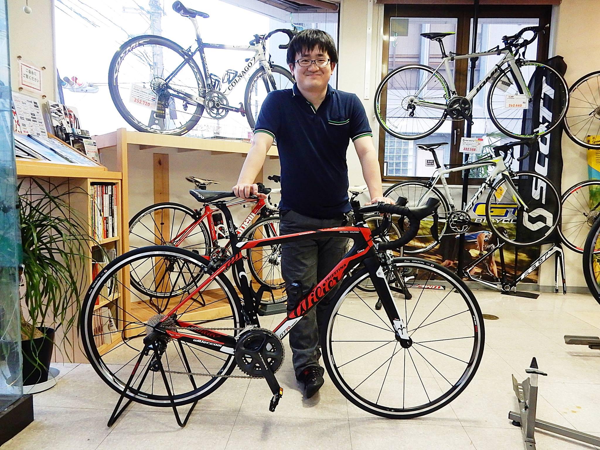 2016 2017 wilier WILIER ウィリエール GTR ジーティーアール グランツーリズモ TEAM team チーム フルカーボンロードバイク サイクリング ロングライド 長距離 レース 広島県福山市 FINE fine ファイン