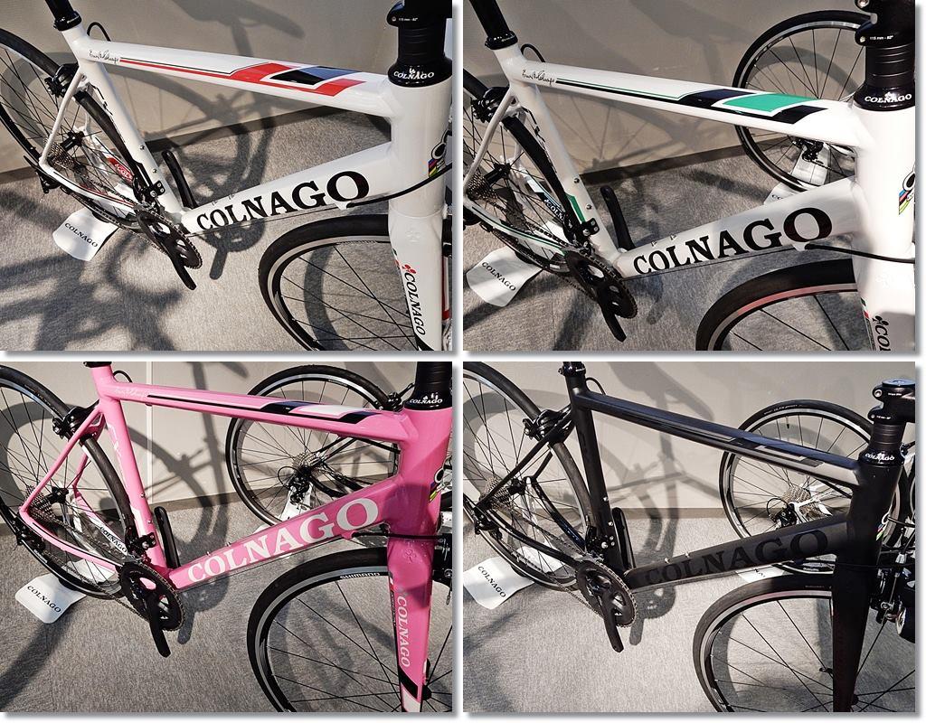2017 COLNAGO colnago コルナゴ CX-ZERO cx-zero ALU alu シーエックスゼロ アルミロードバイク 完成車 サイクリング ロングライド 広島県福山市 FINE fine ファイン