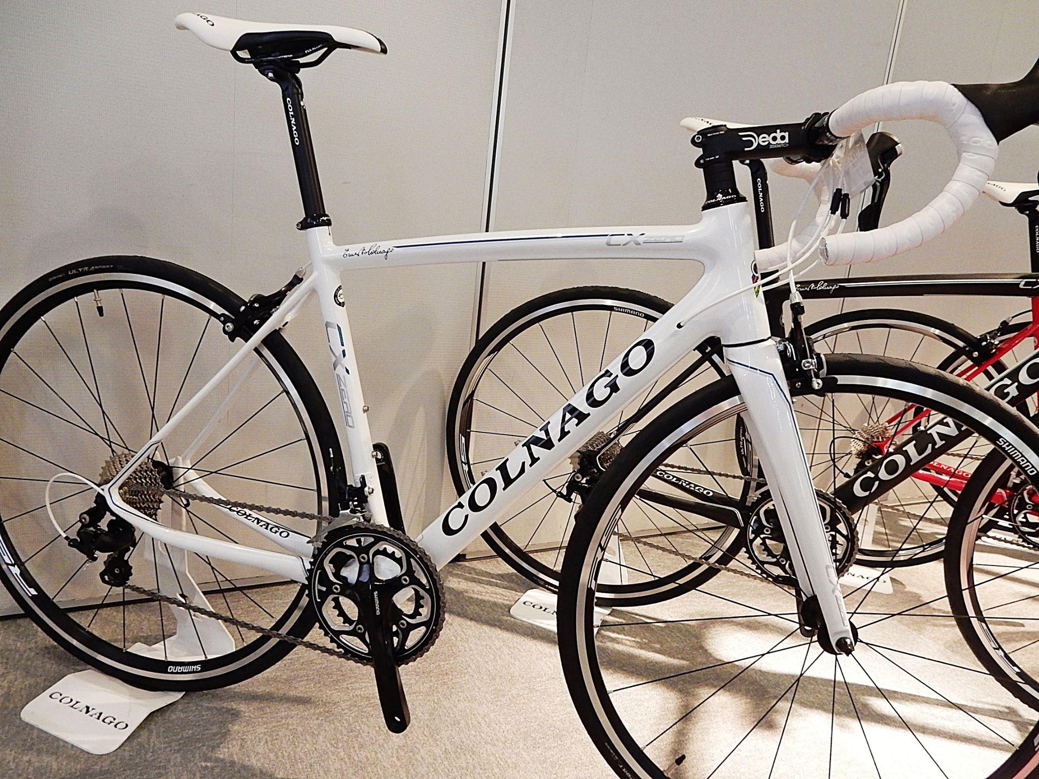 2017 COLNAGO colnago コルナゴ CX-ZERO cx-zero シーエックスゼロ カーボンロードバイク 完成車 レース サイクリング ロングライド 広島県福山市 FINE fine ファイン