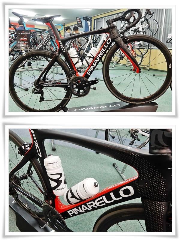2018年 PINARELLO pinarello ピナレロ DOGMA F10 dogma f10 ドグマ エフテン ツール・ド・フランス チームスカイ フルーム レース 広島県福山市 FINE fine ファイン