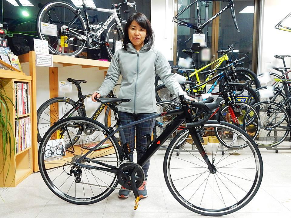 2018年 DE ROSA de rosa デローザ イタリア FEDE fede フェデ アルミロードバイク サイクリング 長距離 ロングライド 女性 小柄 広島県福山市 FINE fine ファイン