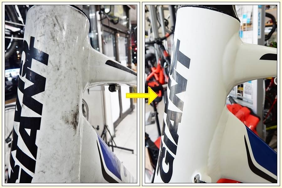 オーバーホール ロードバイク マウンテンバイク MTB mtb クロスバイク 掃除 広島県福山市 FINE fine ファイン