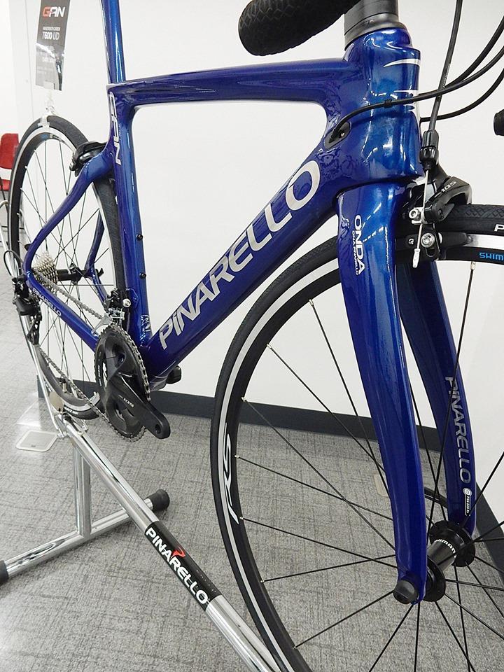 2020年 モデル PINARELLO pinarello ピナレロ イタリア GAN gan ガン キャリパーブレーキ ロードバイク カーボン レース サイクリング 長距離 ロングライド 広島県福山市 FINE fine ファイン